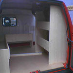 Fahrzeug Innenausbau