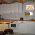 Neuanfertigung Küche