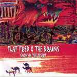 "Flat Fred and the Brains ""Snow in the desert"""