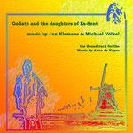 Soundtrack zu Goliath en de dochters van Es-Sent. Musik  von Jan klemens und Michael Völkel. es sind noch Promo-Exemplare erhältlich. Ein Neuauflage ist geplant.