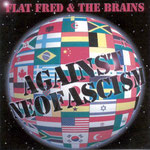 Maxi Single von Flat Fred and the Brains, vergriffen