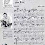 Noten v. Little Steps Seite 1 veröffentlicht in Akustik Gitarre 05/2000