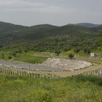 Ausgrabungsstätte Alt-Messini