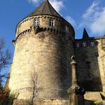 der ein oder andere träumte davon ein Burgfräulein zu sein...