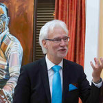Ansprache des Bürgermeisters Bernd Strauch aus Hannover