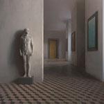 """Isolated"" -  Óleo/Tabla | 114 x 146 cm | 2017"