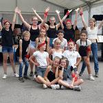 Little Dancers, donnerstags 17.15 - 18.15 Uhr