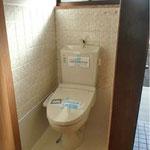トイレ入替