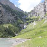 Lac de Pigniu, ca. 30min entfernt von Surcuolm