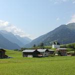 Degen im Val Lumnezia, ca. 20min entfernt