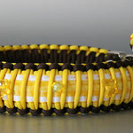 KingLuy Paracord Halsband Happy Easter