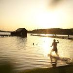Wunderschön der See
