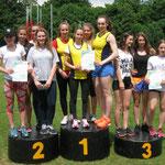 Sztafety 4x100m - Miejsce 2 - ZSME Żywiec  - 56,5 3ek