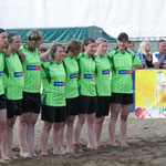 Beachsoccer in Isling 2011