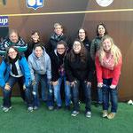 Championgsleaguefinale der Frauen in München