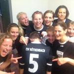 5-Tore: Sieger-Selfie gegen den SV Heuberg