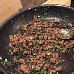 Rezept Teigbaellchen - Boerek mit Hack - Kiymali Pogaca