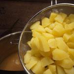 original tuerkische Kartoffelsuppe | patates corbasi