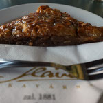 Kavarna Slavia Cafe Restaurant an der Moldau