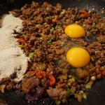 Rezept leckere spanische Empanadas mit Hack DIY