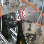 Flaschenzähler & Verschlusskontrolle im Einsatz