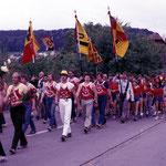 Empfang ETF 1984