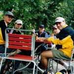 Turnfahrt 1999 Alpstein
