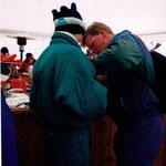 Skiweekend 1998 Cellerina 'Grabsch-Hasi?