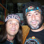 Locke & Greg T. Walker (Blackfoot)
