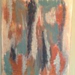 """""""Ein Paar"""" -  Acryl, 80 x 60 x 2 cm"""