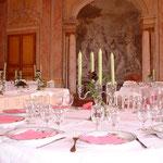 Condé castle's Ballroom by Servandoni