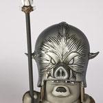 "Muffinman's ""GOTH - Guardian Of The Hog"" custom 3"" TT"
