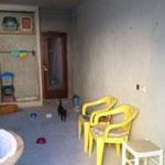 so sah eines der Zimmer im Casa aus