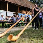 Musikalische Unterhaltung der Stucki-Musik aus Triengen
