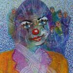 Circus Idol  3 x 3.5 cm