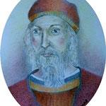Ramon Llull 6.5 x 8 cm