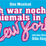 Ich war noch niemals in New York, Frau Sargnägele, Stage Apollo Theater Stuttgart