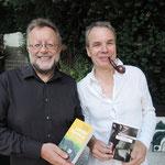 Herbert Dutzler und Rupert Schöttle 2015