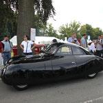 Toller Versuchswagen (VW oder Porsche?)