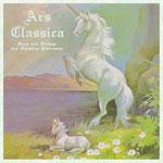 Klassik Musik auf Harfe