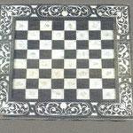 Schachspiel mit Insekten, Abbildung aus dem 16. Jahrhundert