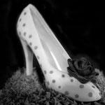Nicola Knight - Anniversary Shoe Cake
