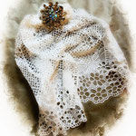 Nicola Knight Cakes - Edible Lace
