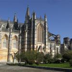 Kloster Batalia, Portugal Atlantik costa de prata nahe dem Ferienhaus