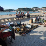 Die Ferienappartments des Casacapitao nahe Sao Martinho