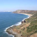 Die Küste der Costa Prata in Portugal, Ferienwohnung nahe am Strand