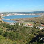 Sao Martinho do Porto, Atlantikküste, Urlaub, Ferienhaus von Privat