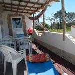 Casa Boavista, Terrasse N/W Ferienhaus für 4 Personen in Portugal mieten