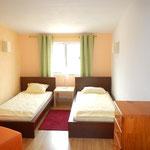 2. Schlafzimmer mit schönem Blick. Ferienhaus mieten in Portugal Strand nähe