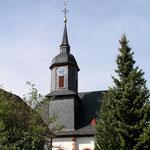 Die Evangelische Kirche in Lorsbach